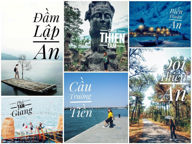 những điểm du lịch nổi tiếng ở Huế