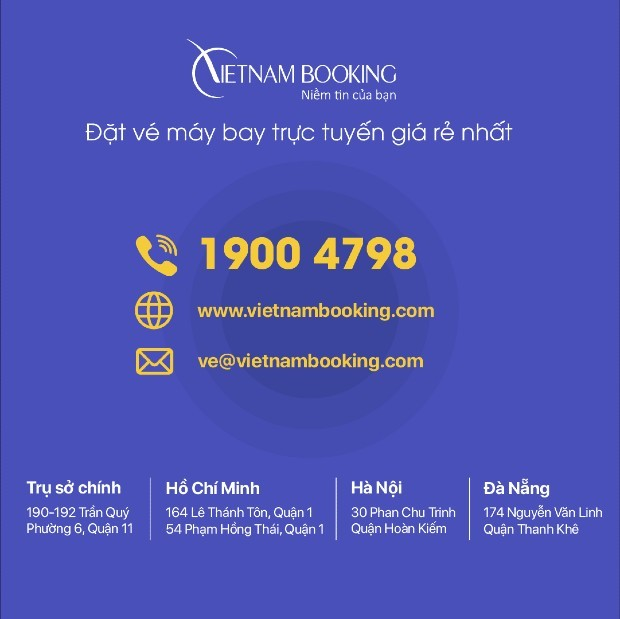Vietnam Booking