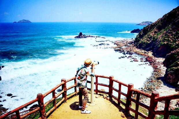 Eo Gió - Nơi chụp hình lý tưởng cho du khách