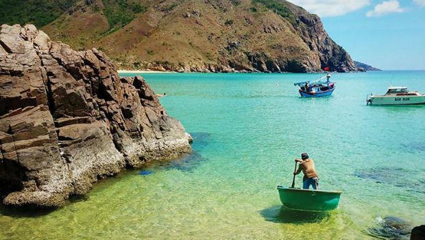 Kỳ Co- Thiên đường du lịch ở Quy Nhơn