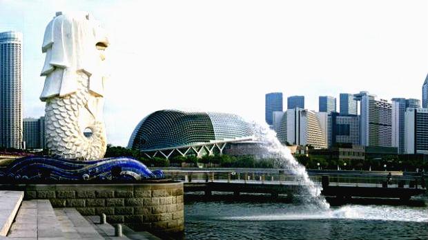 các địa điểm du lịch nổi tiếng ở singapore