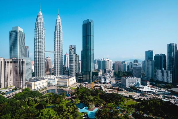 Thủ đô Kuala Lumpur hiện đại và hoành tráng