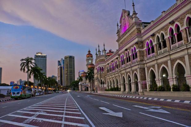 Quảng trường Merdeka - Trái tim của thủ đô Kuala Lumpur