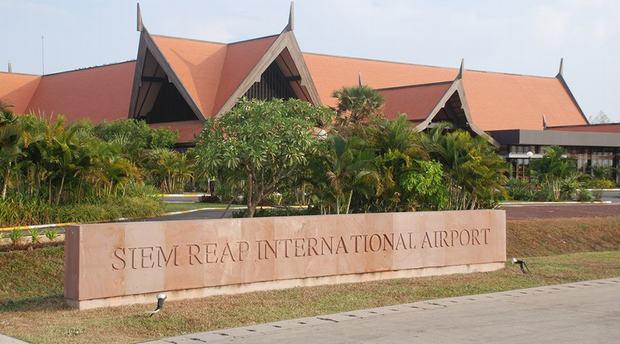 Vé máy bay giá rẻ đi Siem Reap