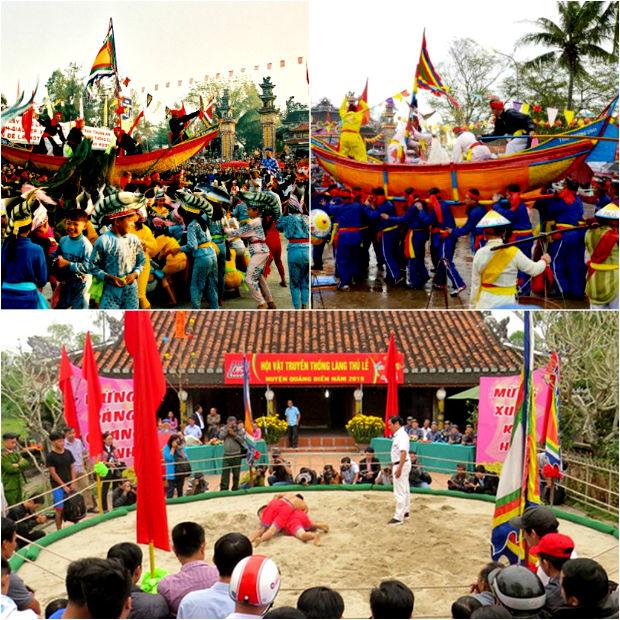 Các lễ hội đặc sắc ở Huế vào dịp xuân về