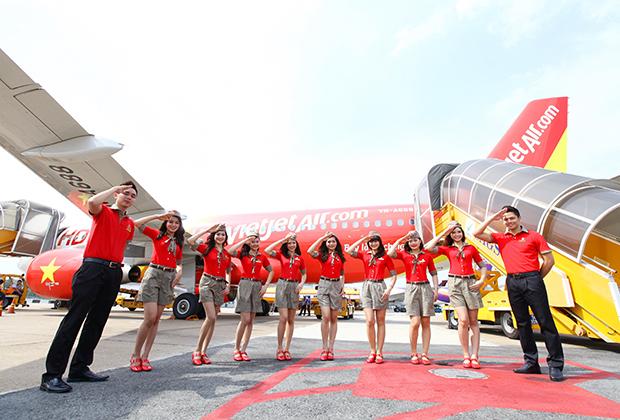 Vé máy bay Vietjet đi Osaka giá rẻ