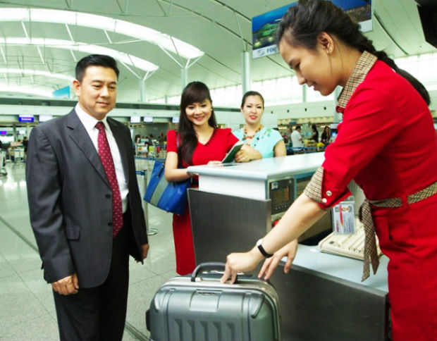 Hành lý đi máy bay Vietjet