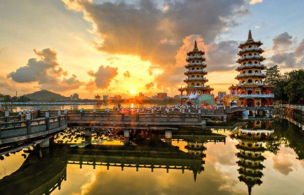 Giá vé máy bay đi Cao Hùng Đài Loan