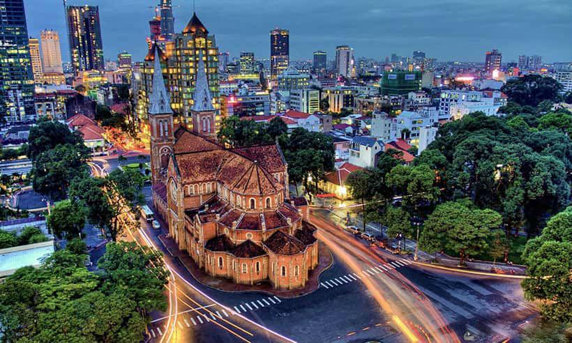 Vé máy bay Đà Lạt Sài Gòn Vietjet
