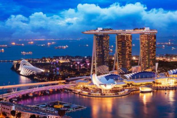 Bay từ Hà Nội sang Singapore mất bao lâu?