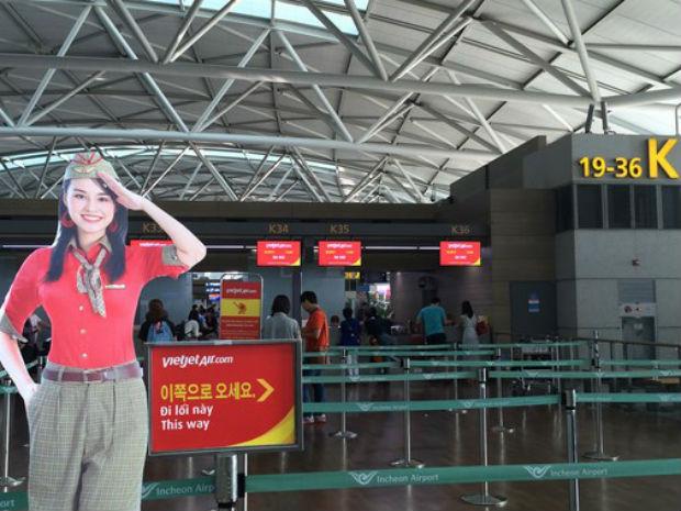 Lịch bay từ Seoul đến Hà Nội Vietjet Air chi tiết nhất