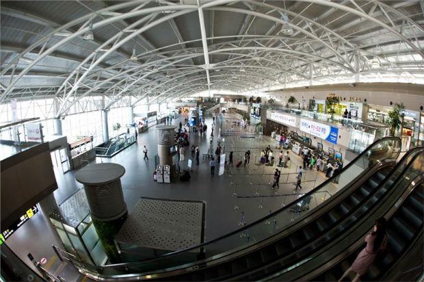 Thông tin chi tiết về sân bay Busan Hàn Quốc