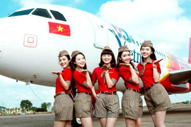 Vé máy bay Đà Nẵng đi Hải Phòng Vietjet