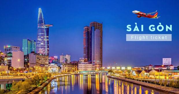 Lịch bay Hà Nội Sài Gòn Vietjet Air