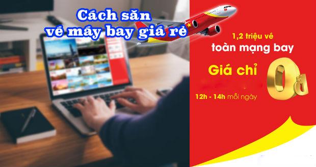Săn vé máy bay giá rẻ đi Tuy Hòa