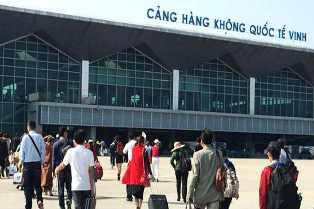 Vé máy bay Vietjet Air Sài Gòn đi Vinh