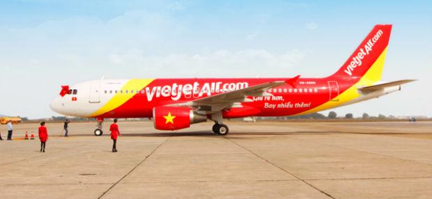 Giá vé máy bay Vietjet Sài Gòn Nha Trang