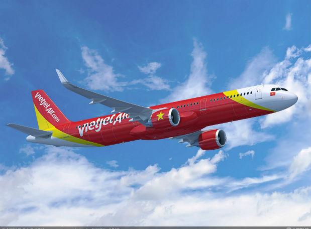 Giá vé máy bay Vietjet Sài Gòn đi Thanh Hóa