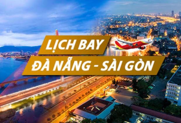 Vé máy bay Đà Nẵng Sài Gòn Vietjet