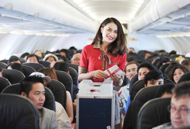 Vé máy bay Hà Nội đi Nha Trang Vietjet Air