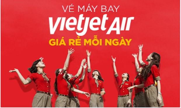 Các chuyến bay Vietjet hôm nay