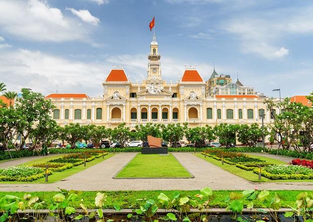 Vé máy bay từ Quy Nhơn đi Tp Hồ Chí Minh