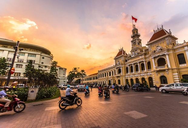 Vé máy bay giá rẻ từ Quy Nhơn đi Tp Hồ Chí Minh