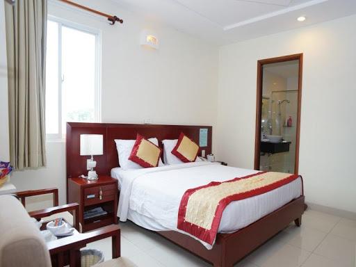 Phòng khách sạn khách sạn a25 lương hữu khánh
