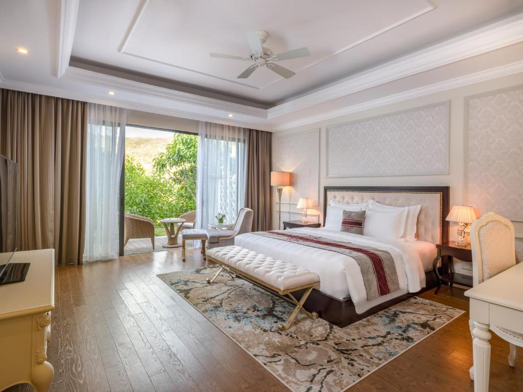 Biệt thự 2 phòng ngủ Vinpearl Discovery 2 Nha Trang