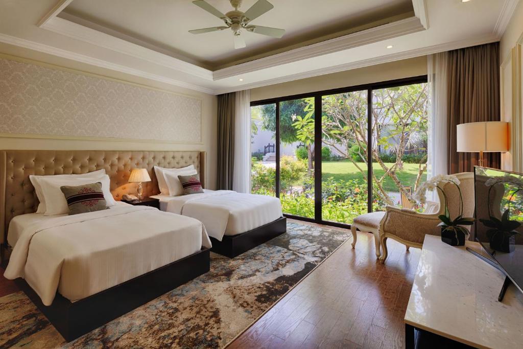 Biệt thự 3 phòng ngủ Vinpearl Discovery 2 Nha Trang