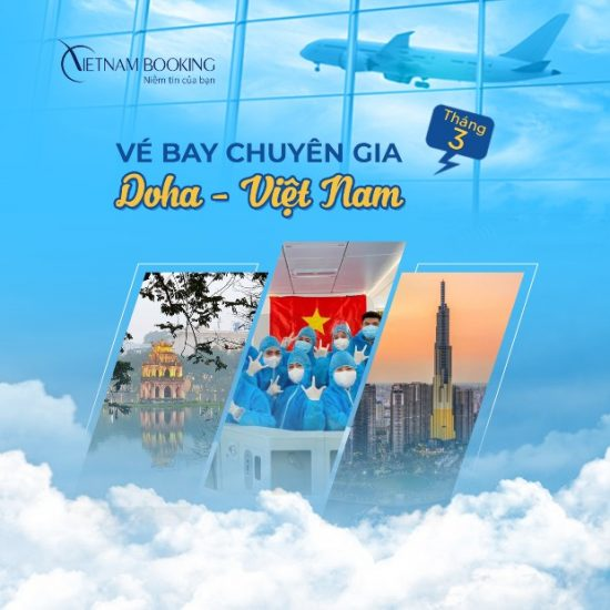 Qatar bay về Việt Nam