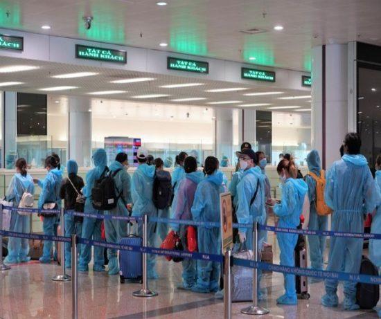 Thông tin chuyến bay từ Hàn Quốc về Việt Nam